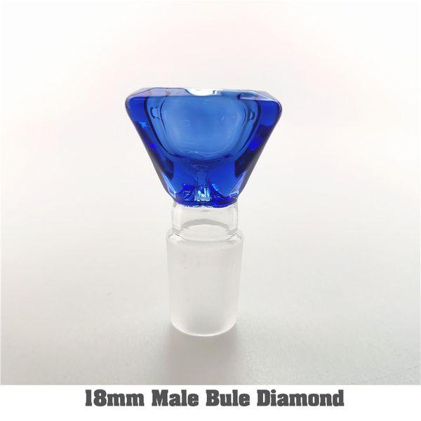 18mm masculino Bule diamante