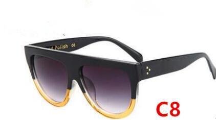 C8 nero giallo
