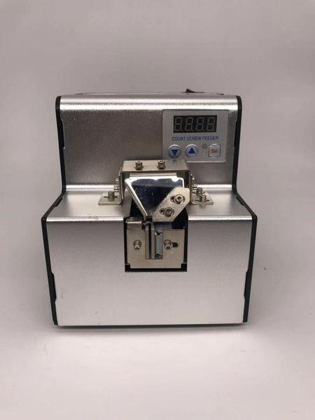 FA-580 precisione conteggio automatico coclea, contatore TAIWAN qualità vite, erogatore automatico vite, con allarme buzzer.