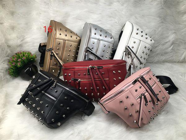 Nueva Marca Hombres Mujeres Bumbag Cross Body Bandolera Diseñador Bolsas de Cintura Bumbag Cross Fanny Pack Bum Bolsas de Cintura Tendencia de moda