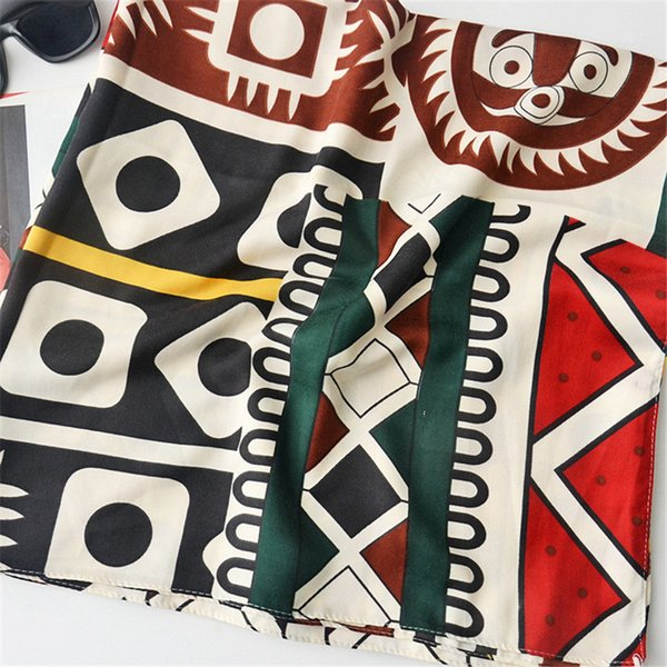 2018 Fashion African Ethnic Cotton Viscose Shawls Lady Scarf and Sjaal Printed Muslim Hijab Wrap Scarves Echarpe Foulard Femme
