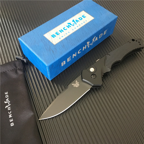 top popular BENCHMADE Rukus II Automatic Knife Outdoor Camping EDC BM940 SPIDER C81 C36 9600 BM 3300 535 781 Butterfly KNIFE 2021