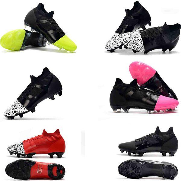 2019 para hombre de la moda del Mercurial Superfly Greenspeed GS 360 Elite FG Alto Bajo Alto tobillo CR7 Zapatos de fútbol Botas de fútbol grapas del tamaño 39-45