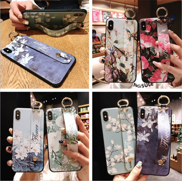 New Arrived Luxury designer phone case with holder function for i phone 5s case for i phone 6 6 plus 7 8 plus iphone x xs xr xsmax etc.