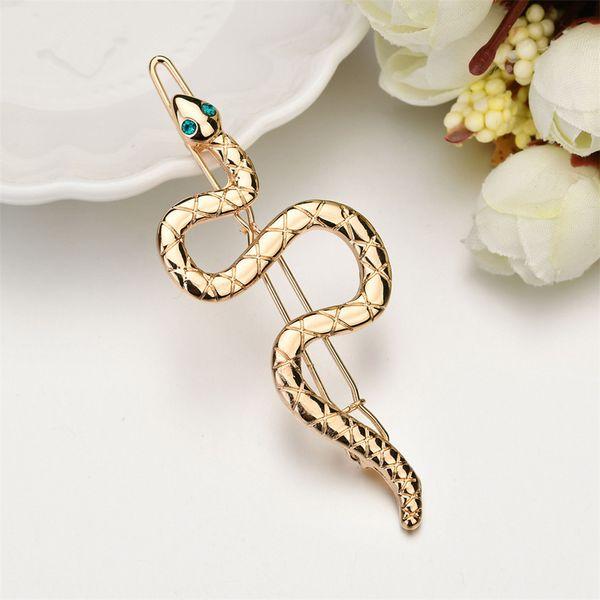 serpent d'or