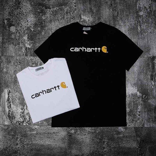 19ss Gelgit marka yeni yaz Paris marka üst tasarım moda erkek T-shirt% 100% pamuk yüksek kaliteli gömlek siyah ve beyaz m ~ xxl