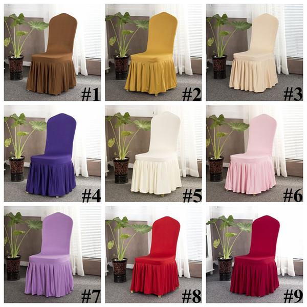 Cubierta de la silla, (colores del mensaje)