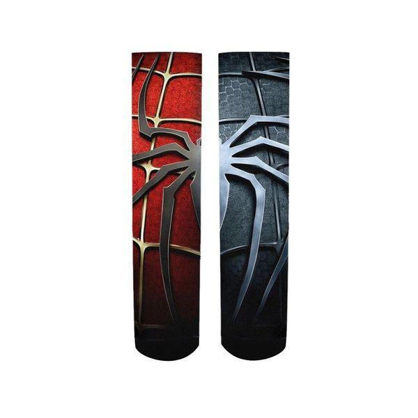 A Pair Mens Cotton Socks Super Hero Spiderman Casual Dress Socks NEW Women Winter Men Unisex Happy Socks Female