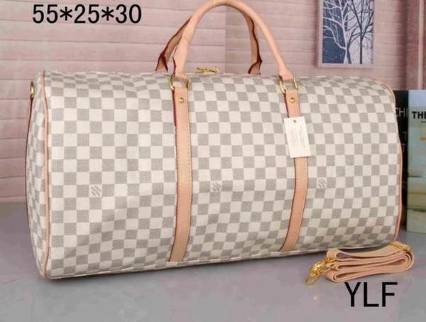 2019 estilos de cuero Nombre bolso famoso de moda los bolsos del totalizador de las mujeres hombro de la señora de bolsos de cuero M bolso Bolsas