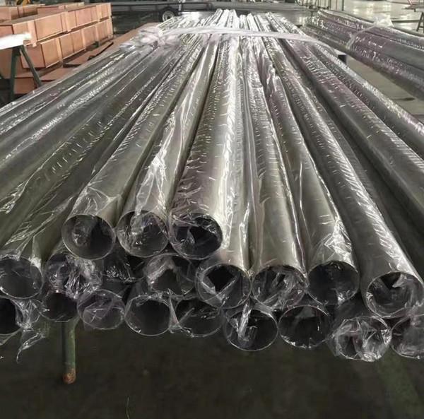 Manufacturer preferential TC1 TC2 TC4 titanium alloy pipe corrosion resistant high temperature pure titanium polishing tube