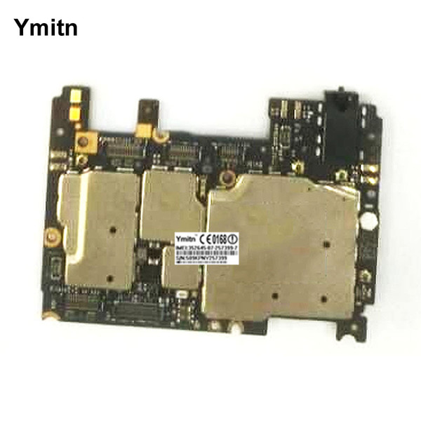 Ymitn Unlocked Main Board Mainboard Motherboard With Chips Circuits Flex Cable For Xiaomi Mi 4C Mi4C M4C