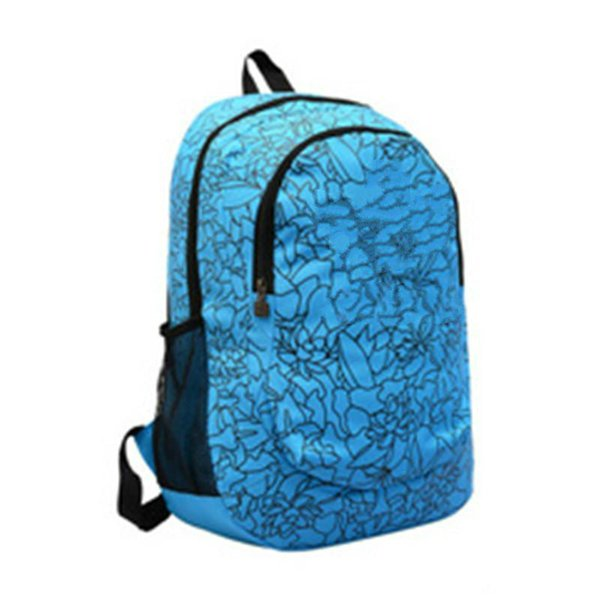 Wholesale Backpack With Luxury Designer School Bags For Men Women Back Packs Fashion Letters Ad Shoulder Bags 6 Colors free shipping