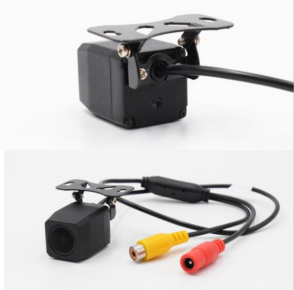 New CCD HD Car Rear View Camera Night Version Waterproof Wide Angle Backup Camera Parking Reversing Assistance