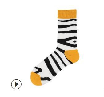 zebra çizgili