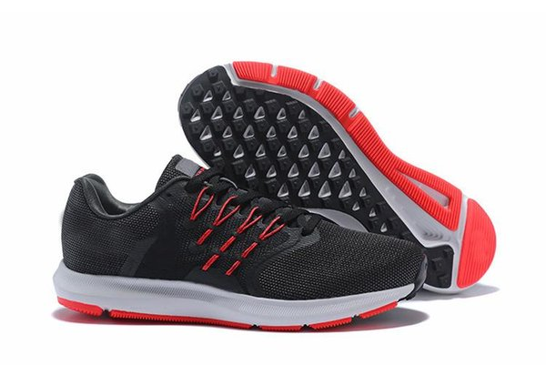 2019 Nike New Shoes Men Lunar 2017 Running Shoes RUN SWIFT Black Red White Sports Trainer Surface Breathable Sports Shoe Size 40 45 From Boost86,