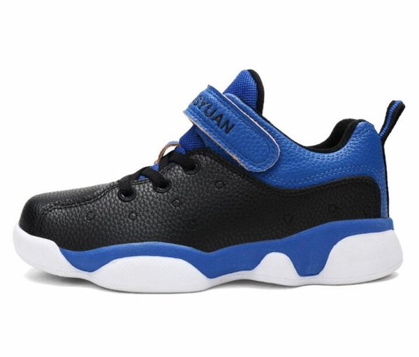 Acheter Basket Ball Pour Enfants Chaussures Enfants Retro Sports Chaussures Filles Garçons Taille Sneakers Youths Athletic Noir: 28 36. Livraison