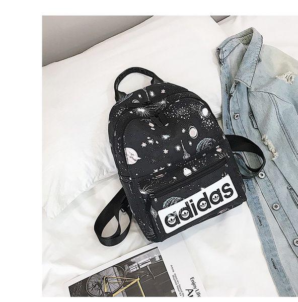 Designer Sport Backpack Bag Luxury Men's and Women's Backpacks Famous School Backpack Ladies Men's Backpack
