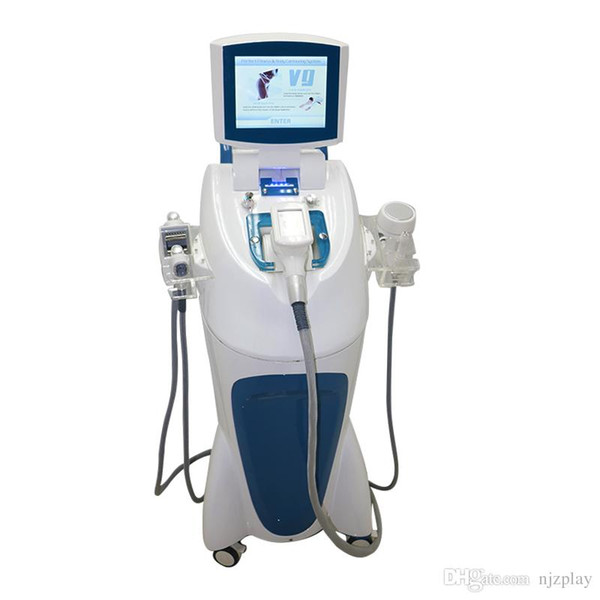 2019 Velashape похудения машина / кавитации + вакуум + валик + RF + инфракрасный свет + роликовый ультразвуковой кавитации машина липосакция похудение CE