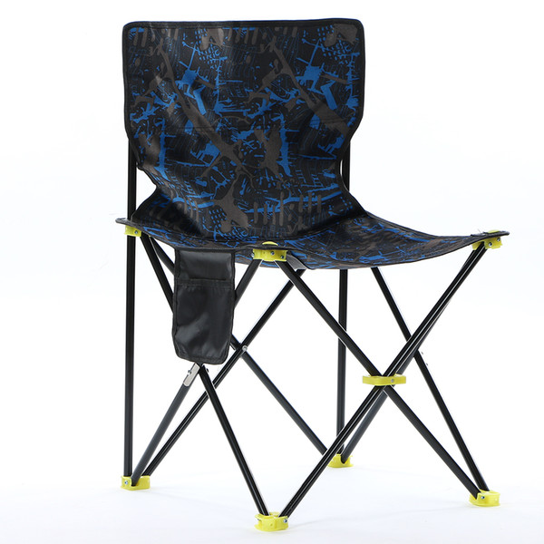 Camping Folding Chair Ultra Lightweight Aluminum Alloy With Carrying Bag For Hiking Fishing Camping Fishing Chair Metal Outdoor Furniture Teak