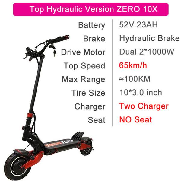 Top 23Ah Hydraulic