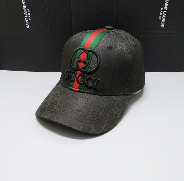 Designer Dad polo Hats Baseball Cap For Men And Women Famous Brands Cotton Adjustable Skull Sport Golf Curved Hat 6541