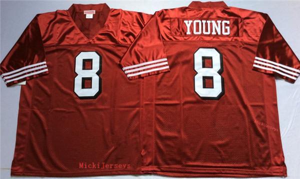 # 8 Steve Young / com Side