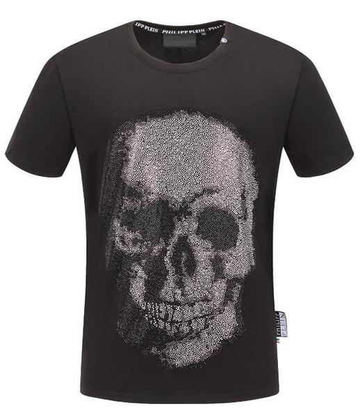 Designer Herren T-Shirts Bekleidung Europa und die Vereinigten Staaten Der Druck auf der ganzen Welt ist sehr perfekt Head There Medusa Label # 4448