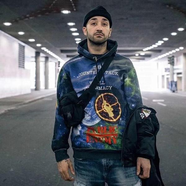 Box Logo x Undercover Kapuzensweatshirts Street Hip Hop Pullover Langarm Fashion Casual Sweater Europa Herbst Hoodies HFYMWY096