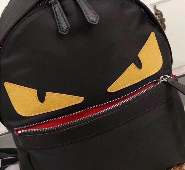 Sac à dos concepteur-Monster sacs pour ordinateur portable de voyage cartable en nylon pour maman et enfants 3 Couleur Livraison gratuite