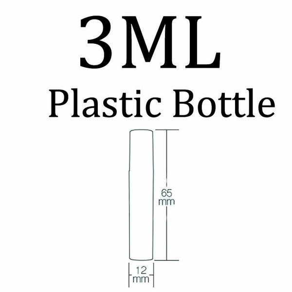 3ml Plastic bottle