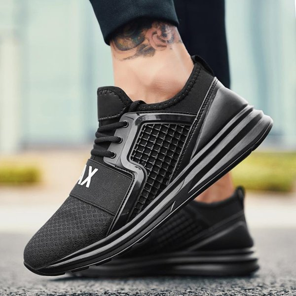 Men Sneakers Shoes Nice Spring Breathable Men Casual Air Mesh Shoes Mens Slip On Zapatillas Hombre Casual Big Size
