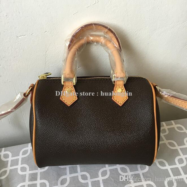 Wholesale discount high quality brand designer genuine leather bags women 40391 handbag tote lady fashion 40392 luxury famous
