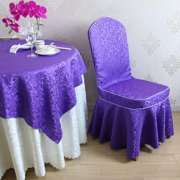 Thicken Wedding Hotel Dining Chair Slipcover Modern Removable Anti Dirty  Kitchen Seat Case Stretch Chair Cover For Banquet Home Textiles Kitchen  Chair ...