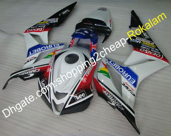 Motorrad Body Kit für Honda CBR600RR F5 2007 2008 CBR600 600RR CBR RR 07 08 F5 Eurobet ABS Motorrad Verkleidung