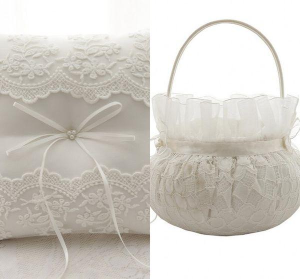 Pillow Basket Set