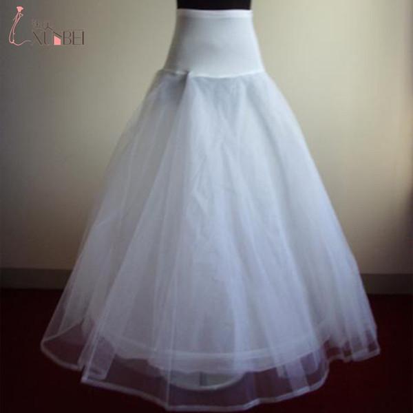 Lace Trimmed Petticoat Crinoline Skirt Tulle Underskirt Dress Slip Halloween