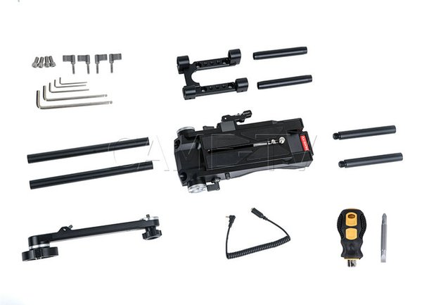 CAME-TV Shoulder Rig DSLR Rigs For Sony PXW-FS5M2