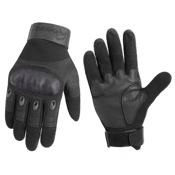 Free Shipping Hot Sale Full Finger Motorcycle Gloves hunting gloves, batting gloves Motocross Moto Protective Gears Glove For Men M L XL XX