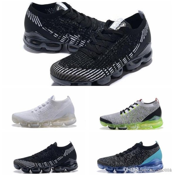 new arrival e892a 81ede 2019 TN Plus Shoes Classic Outdoor Shoes TNS Black White Shock Sneakers  Mens Requin Olive Silver In Metallic Luxury Shoes Can With Box Shoe Boots  ...