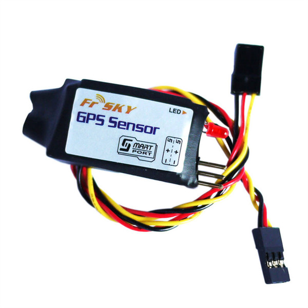FrSky GPS Sensor with S.PORT work with X8R X6R X4R Receivers Compatible for RC Airplane Great addition to Taranis setup