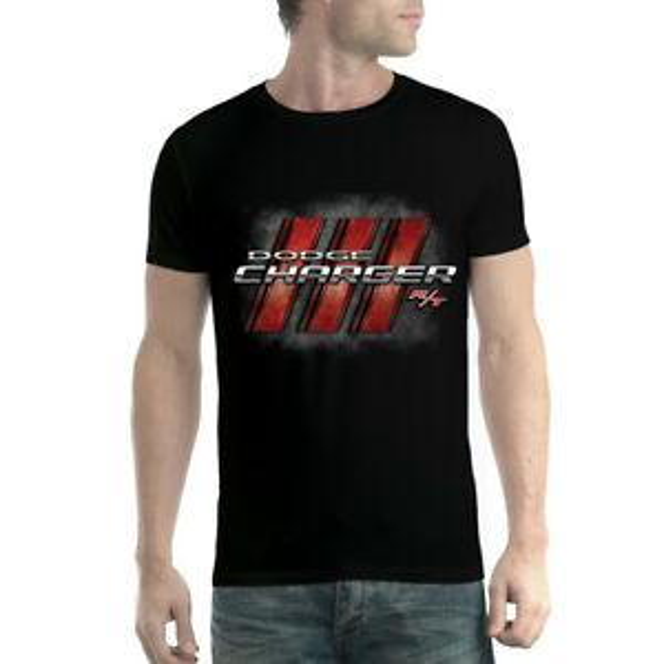 Dodge Charger RT логотип мужская футболка XS 5XL
