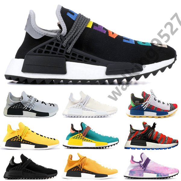 Man Nuevas Para BBC Inspiration Zapatos Zapatillas Black Diseñador Multi 2019 Race Color Mandarina De Human Compre Hombre Pack De Glow Sun Hue Running qUzGLVMSp