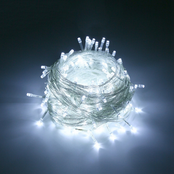 300 LED 30M String Fairy Lights Lamp Holiday Christmas Xmas Garland Wedding party Decoration Colorful Flashing LED 8 Modes UK AU EU Plug