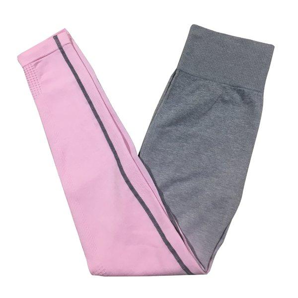 裤子 1111 灰粉