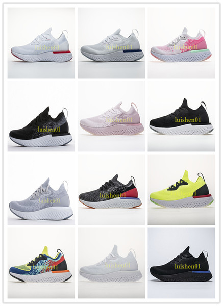 2019 Knit 2.0 Fly 1.0 Mens Womens BHM Red Orbit Metallic Gold Triple Black Designers Sneakers Trainers Running Shoes size 36-45 c05