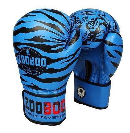 Wholesale-Professional Adult Size Leather Man Kick Boxing Gloves Women Mma Muay Thai Fight Glove Luva De Box Training Fitness Gear