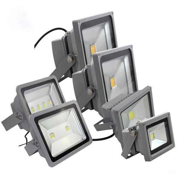 30W 50W 100W 150W 200W LED flood light spotlight projection lamp Advertisement Signs lamp Waterproof outdoor floodlight AC85-265V