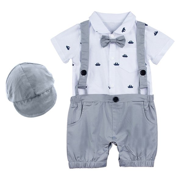 Romper with Hat-4