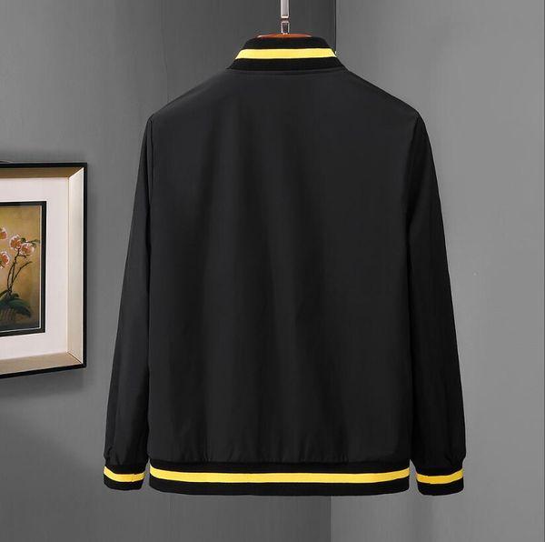 c6f9f5ea61 New Men'S Brand Fashion Spring And Autumn Festival Fendi High Quality  Jacket Sweatshirt Women'S Designer Slim Jacket Blue Jakets Blue Jacketa  From ...