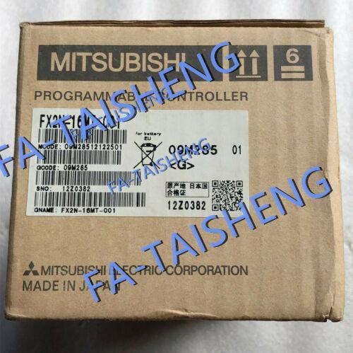 Contrôleur programmable Mitsubishi FX2N-16MT-001 Nouveau gratuit Expedited Livraison